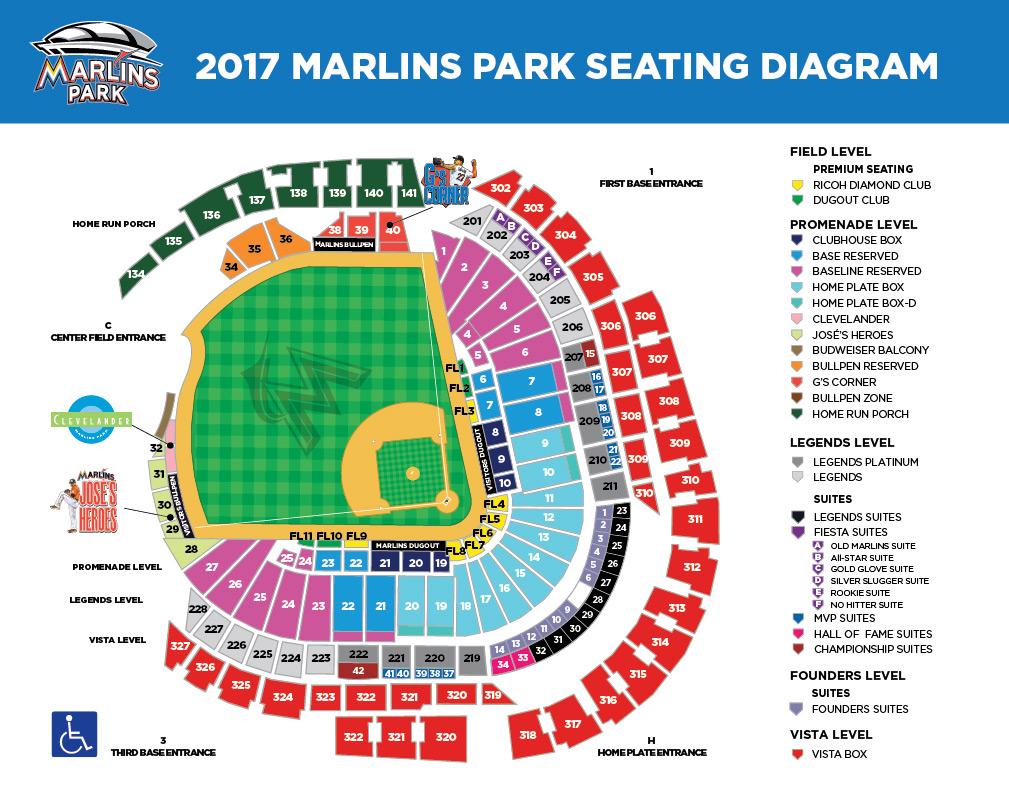 Miami Marlins — Atlanta Braves Tickets | MLB 2017. Regular ...